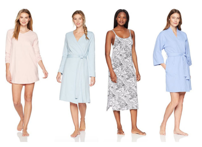 Deal of the Day: Up to 25% Off Prime Exclusive Women's Intimates and Sleepwear!
