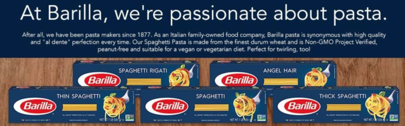 *WILL SELL OUT* Barilla Pasta as low as 85¢ Shipped!