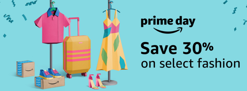 Amazon Prime Day: 30% Off Select Clothing, Shoes, and More!