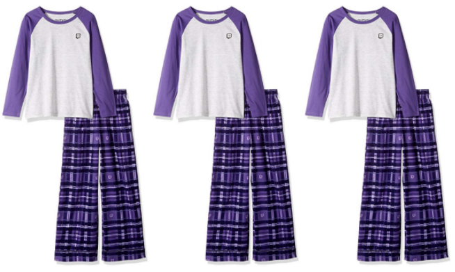 Twitch Glitch Plaid Kid's Sleep Sets (Youth Sizes) ONLY $6 Shipped (Regularly $17)