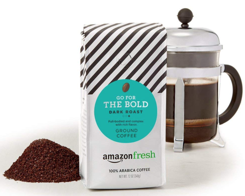 NEW Coupons = Up to 45% Off Select AmazonFresh Coffee!