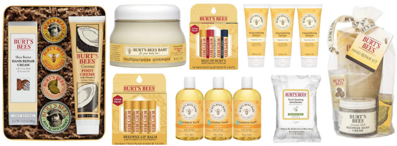 NEW Coupons = Nice Discounts on Select Burt's Bees Products!