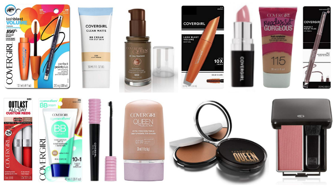 *HOT HOT HOT* Covergirl Deals from 50¢ Shipped!
