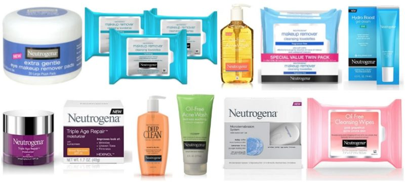 NEW Coupon = Up to 45% Off Select Neutrogena Products!