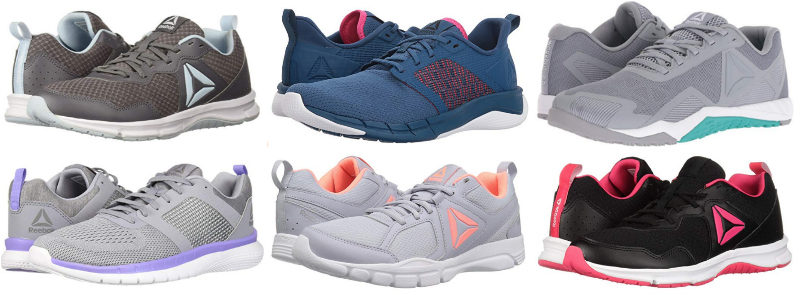 Lots of Highly Reviewed Reebok Women's Shoes Under $20 Shipped!