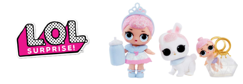 Deal of the Day: Save up to 30% on select L.O.L. Surprise!