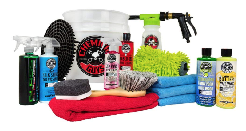 Deal of the Day: Save up to 40% on select Chemical Guys products!