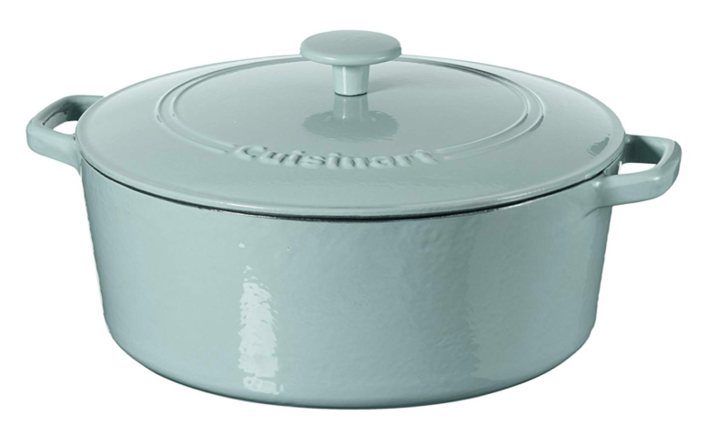 Deal of the Day: Save up to 45% on Cuisinart Cast Iron Cookware!