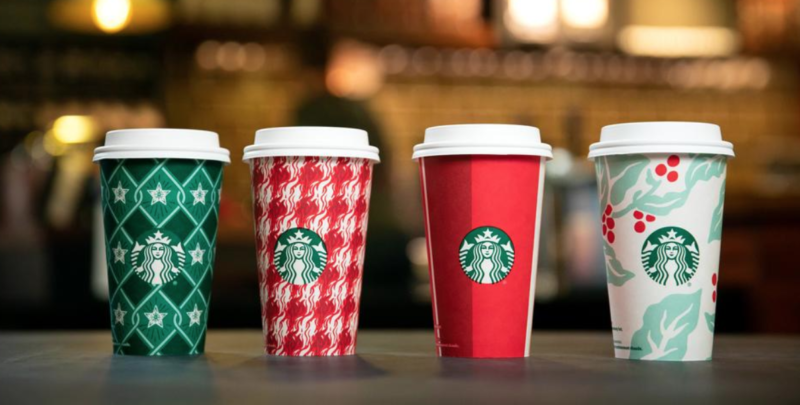 Buy a $25 Starbucks Gift Card, get a $5 Amazon credit!
