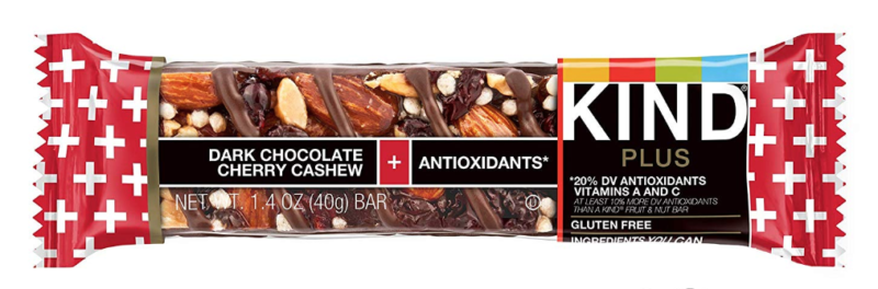 *HOT* KIND Bars, Cranberry Almond + Antioxidants with Macadamia Nuts, Gluten Free, Low Sugar as low as $7.47 or 62¢/bar shipped (reg. $14.19)
