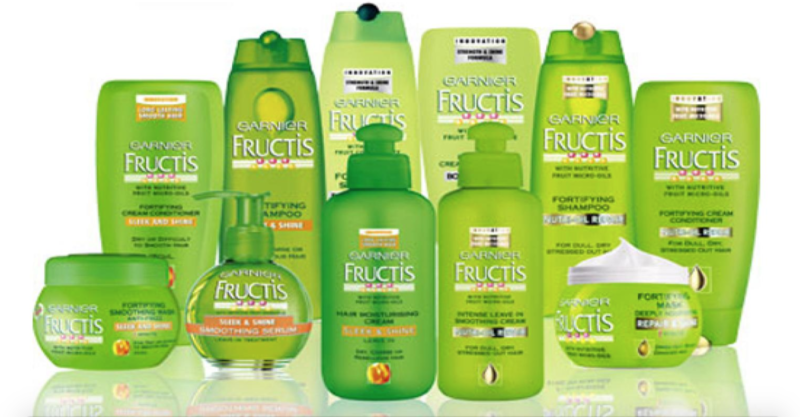 NEW Coupons = Awesome Deals on Select Garnier Products
