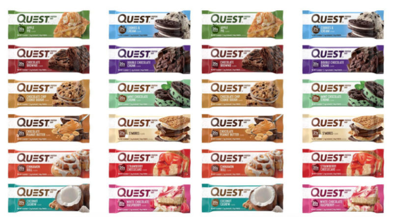Deal of the Day: Save 30% or more on Quest Nutrition favorites