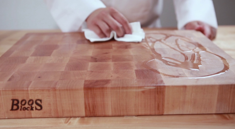Deal of the Day: Save up to 30% on John Boos Cutting Boards and Board Oil!