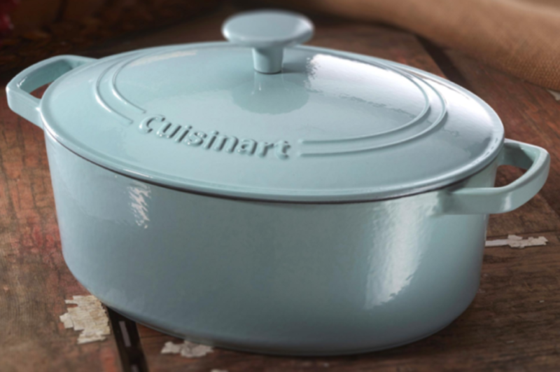 Deal of the Day: Save up to 46% on Cuisinart Cast Iron Cookware!