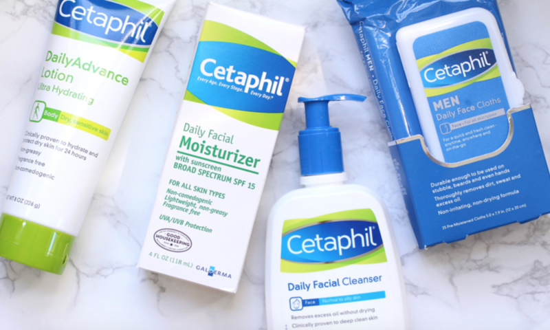 NEW Coupons = Up to 30% Off Select Cetaphil Products!
