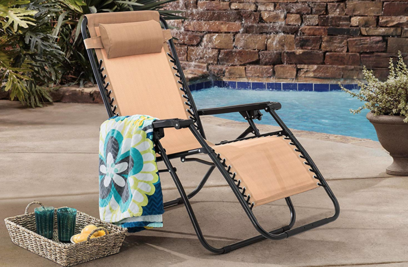 Deal of the Day: Save up to 25% on Zero Gravity Chairs