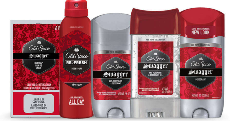 NEW Coupons = Nice Deals on Select Old Spice Products