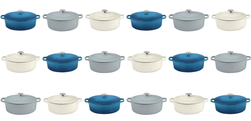 Deal of the Day: Save up to 46% on Cuisinart Cast Iron Cookware