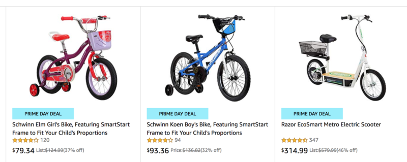 Amazon Prime Day: Save 30% on electric and kids scooters, bikes, and more!