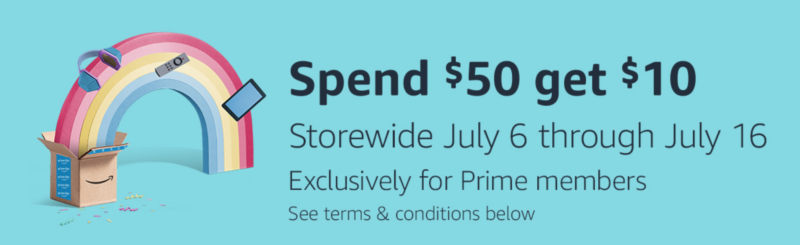 Amazon Prime Day: FREE Credit Available to All Amazon Prime Members!