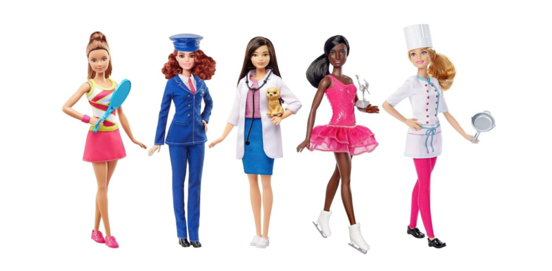 Up to 50% Off Select Barbie Careers Dolls -- Including Ken!