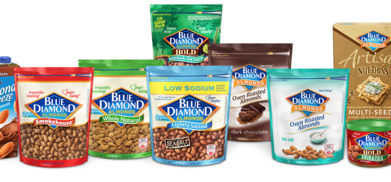 Deal of the Day: Save up to 30% on Blue Diamond Almonds
