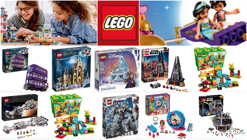 What are the BEST Amazon Deals on LEGO?