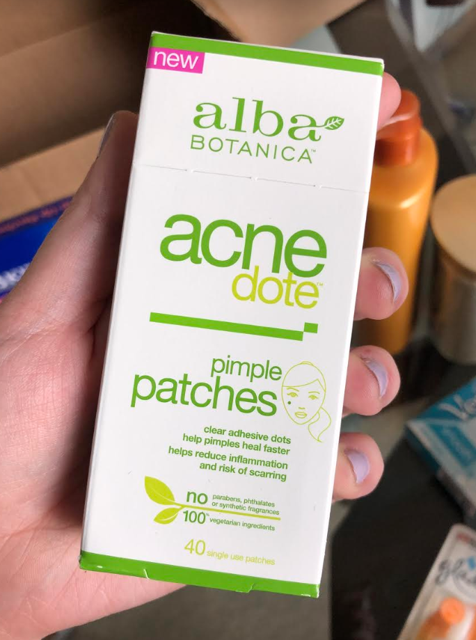 *WILL SELL OUT* Alba Botanica Acnedote Pimple Patches, 40 Count