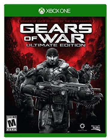 Gears of War - Ultimate Edition - Xbox One $19.99 (reg. $39.99)