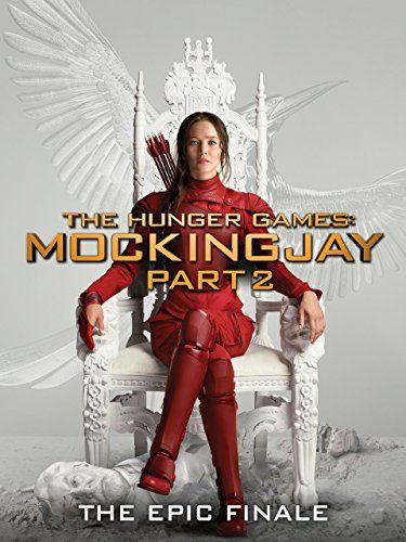 The Hunger Games: Mockingjay - Part 2 $19.99