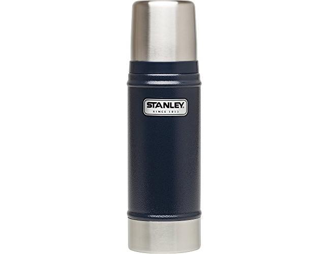 Stanley Classic Vacuum Bottle 16oz Hammertone Navy