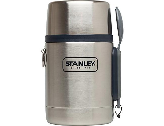 Stanley 10-01287-021 Adventure Vacuum Food Jar, Stainless Steel, 18 oz