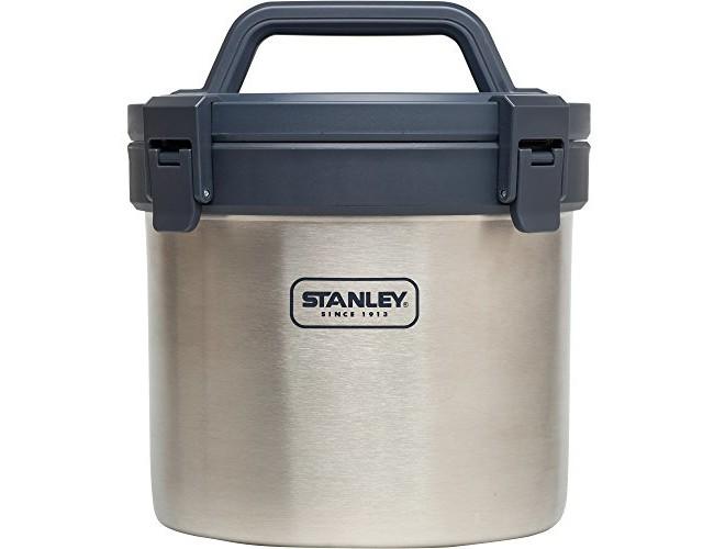Stanley Adventure Vacuum Crock Food Jar, Stainless Steel, 3 Quart