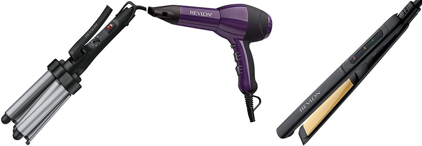Revlon Jumbo 3 Barrel Hair Waver for Deep Waves
