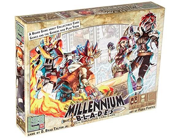 Level 99 Games Millennium Blades Board Game