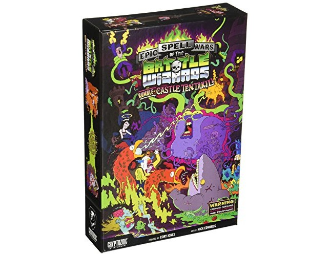 Epic Spell Wars of the Battle Wizards 2: Rumble at Castle Tentakill