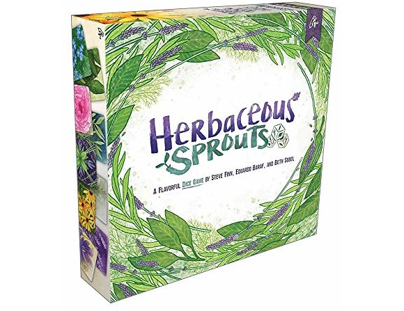 Pencil First Games, LLC Herbaceous Sprouts