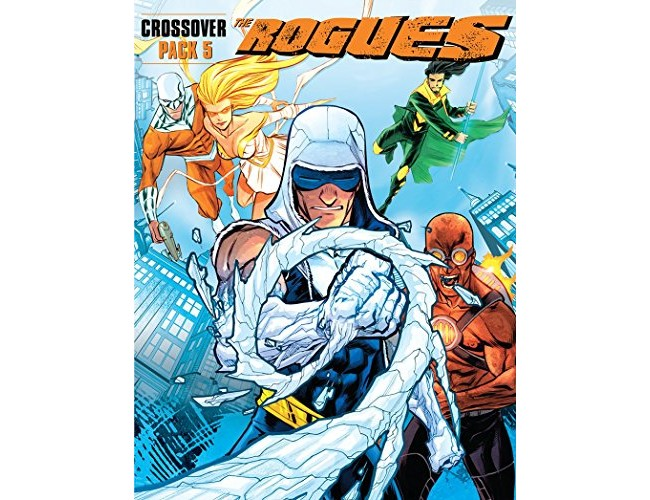 Cryptozoic Entertainment DC Deck-Building Game Crossover Pack 5: The Rogues