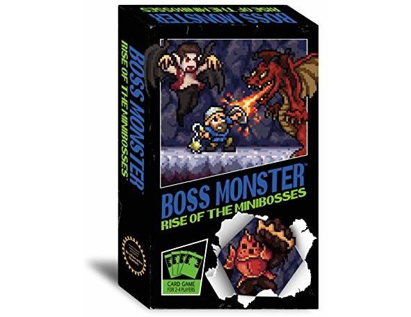 Boss Monster Rise of The Mini-Bosses