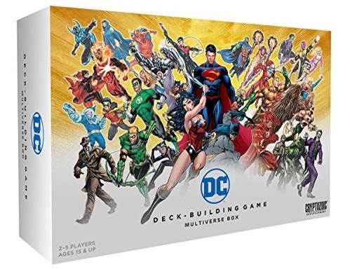 Cryptozoic Entertainment DC Comics DBG Multiverse Box