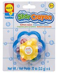 ALEX Toys Rub a Dub Star Crayon JungleDealsBlog.com