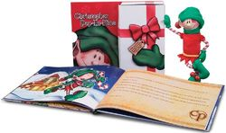 Pop-In-Kins Elf Fun with Christopher Bookset JungleDealsBlog.com