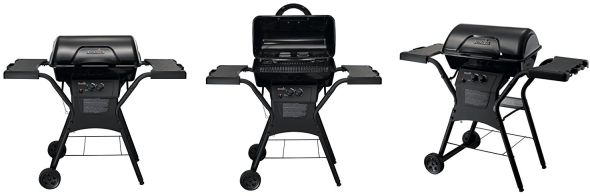 This Will Get Your Summer Grilling Parties Going Hurry On Over To Where You Can Score Char Broil Quickset 2 Burner Gas Grill For Sold Out Reg
