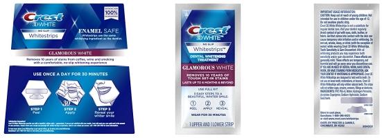 Amazon Cyber Monday Crest 3d White Glamorous White Whitestrips