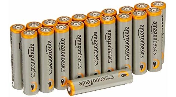 Stock Up Price: AmazonBasics AAA 1.5 Volt Performance