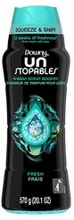 Downy Unstopables in-Wash Scent Booster Beads, Fresh, 20.1 Ounce (Packaging May Vary)