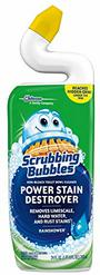 Scrubbing Bubbles Extra Power Toilet Bowl Cleaner, Rainshower, 24 oz