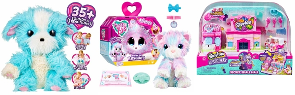 Amazon Cyber Monday: Save Up To 60% on Pikmi Pops, Goo Goo Galaxy, Little Live Pets and More