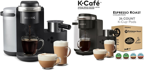 Amazon Cyber Monday: Save 45% on Keurig K-Cafe Coffee Brewer