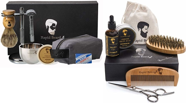 Save up to 42% on Rapid Beard Gifts for Men!